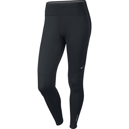Женская одежда Nike Element Shield Womens Running Tights 381052-013