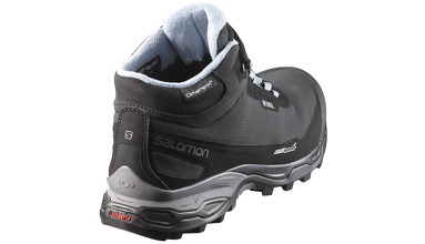 Женская обувь SALOMON SHELTER SPIKES CS WP W 390729
