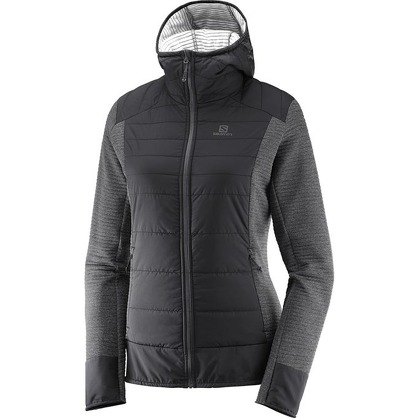 Женская одежда Salomon Right Nice Hybrid Hoodie 398911