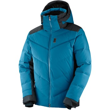 Мужская одежда Salomon WhiteBreeze Down Jkt M 403577