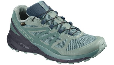 Женская обувь Salomon SENSE RIDE GTX INVISIBLE FIT W 404942