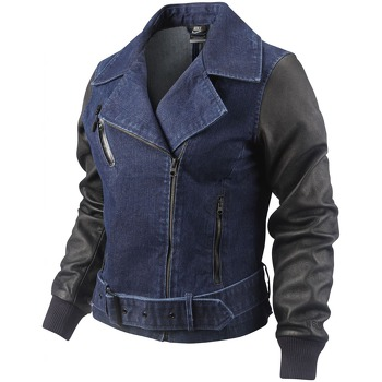 Женская одежда Nike NSW Selvedge Moto Destroyer Women Jacket 452663-010