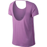 Женская одежда Nike OPEN BACK GRAPHIC SS TOP 589020-515