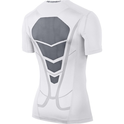 Мужская одежда Nike Pro Combat Ultralight Compression Mens Shirt 597997-100