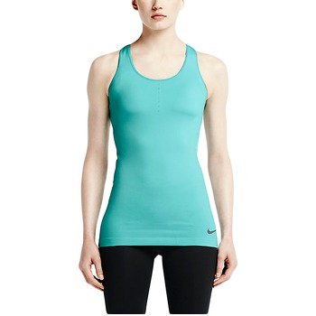 Женская одежда Nike Pro Hypercool Fitted Limitless Womens Tank Top 642560-466