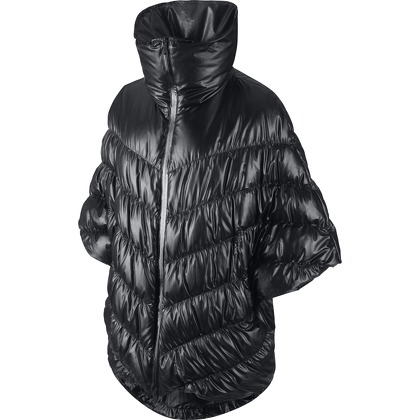 Женская одежда Nike Womens Cascade Poncho Cape Teach 651592-010