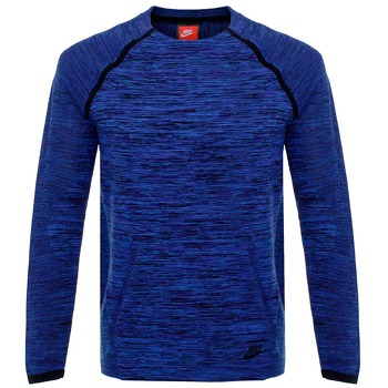Мужская одежда Nike Tech Knit Crew Mens Top 728673-439