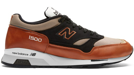 Мужская обувь New Balance 1500 Made in UK M1500TBT