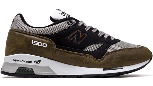 Мужская обувь New Balance 1500 Made in UK M1500TGG