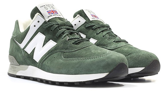 Мужская обувь New Balance 576 Made in UK M576PNG