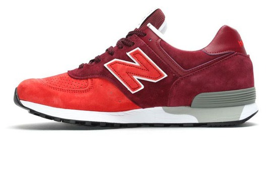 Мужская обувь New Balance 576 Made in UK M576PRP