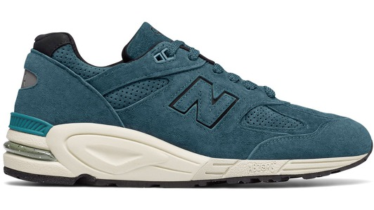 Мужская обувь New Balance 990v2 Made in USA Color Spectrum M990CR2