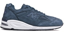 Мужская обувь New Balance 990v2 Nubuck Made in the USA M990DRK2