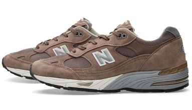 Мужская обувь New Balance 991 Made in UK M991EFS