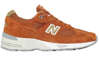 Мужская обувь New Balance 991 Eastern Spices Made in UK M991SE