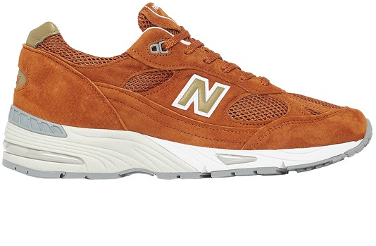 Мужская обувь New Balance M991SE Eastern Spices Made in UK