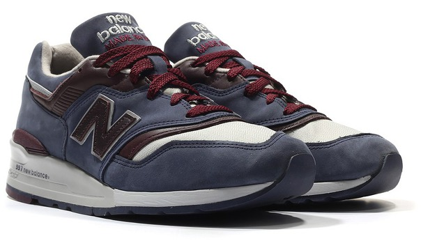 Мужская обувь New Balance 997 Made in USA M997DGM