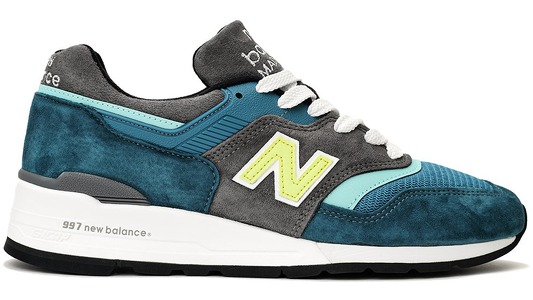 Мужская обувь New Balance 997 Made in USA M997PAC