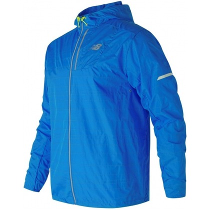 Мужская одежда New Balance Mens Reflective Lite Packable Jacket MJ71203-ELB