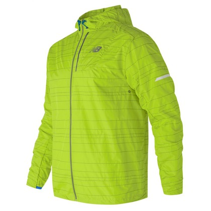 Мужская одежда New Balance Mens Reflective Lite Packable Jacket MJ71203-HIL