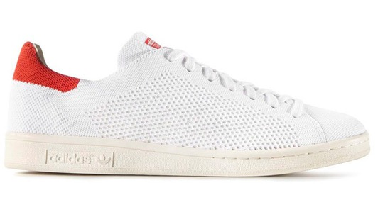 Мужская обувь Adidas Stan Smith Primeknit Shoes S75147