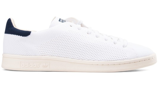Мужская обувь Adidas Stan Smith Primeknit Shoes S75148