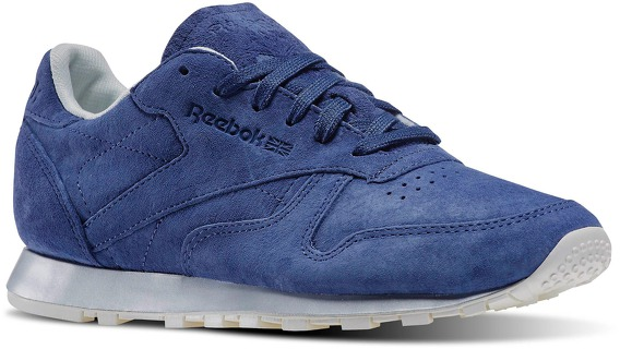 Женская обувь Reebok Classic Leather New Metal V68760