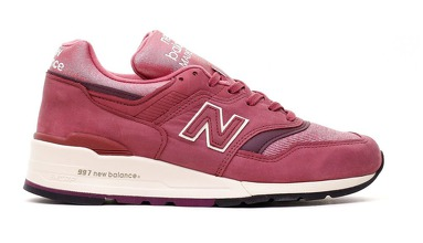 Женская обувь New Balance 997 Made in USA Retrospective Woman Pack W997ER