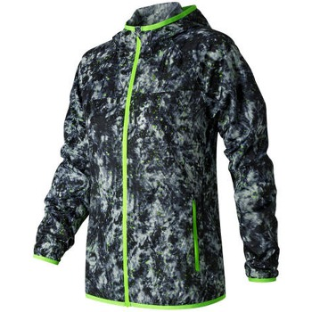 Женская одежда New Balance Womens Windcheater Printed Jacket WJ71163-WDF