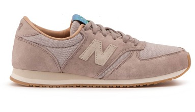 Женская обувь New Balance 420 NB Grey WL420GFR
