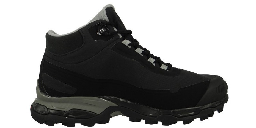 Мужская обувь Salomon Winter Schuhe Shelter Spikes CS WP 390728