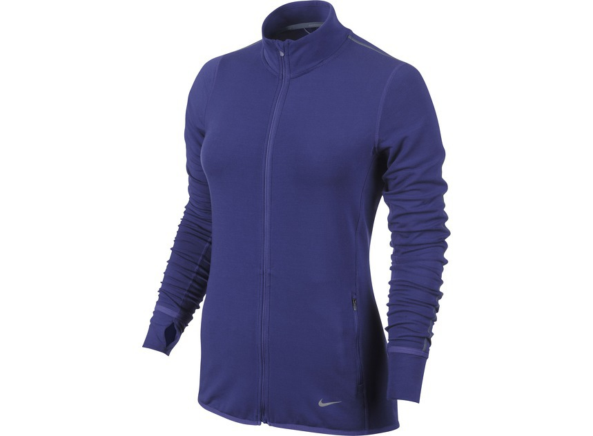 Женская одежда Nike Dri-FIT Sprint Full-Zip Women s Running Jacket 588652-502