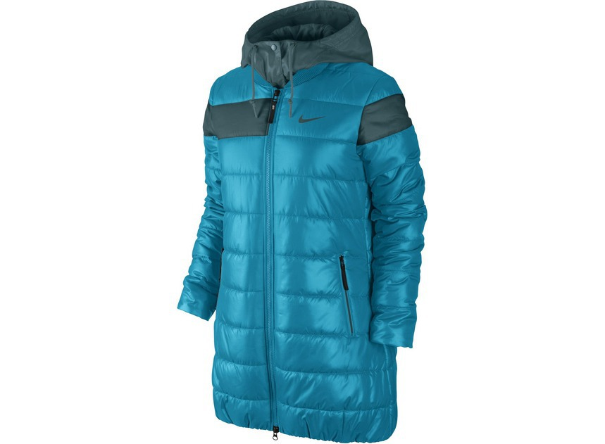 Женская одежда Nike Victory Padded Jacket-Mid 683874-407