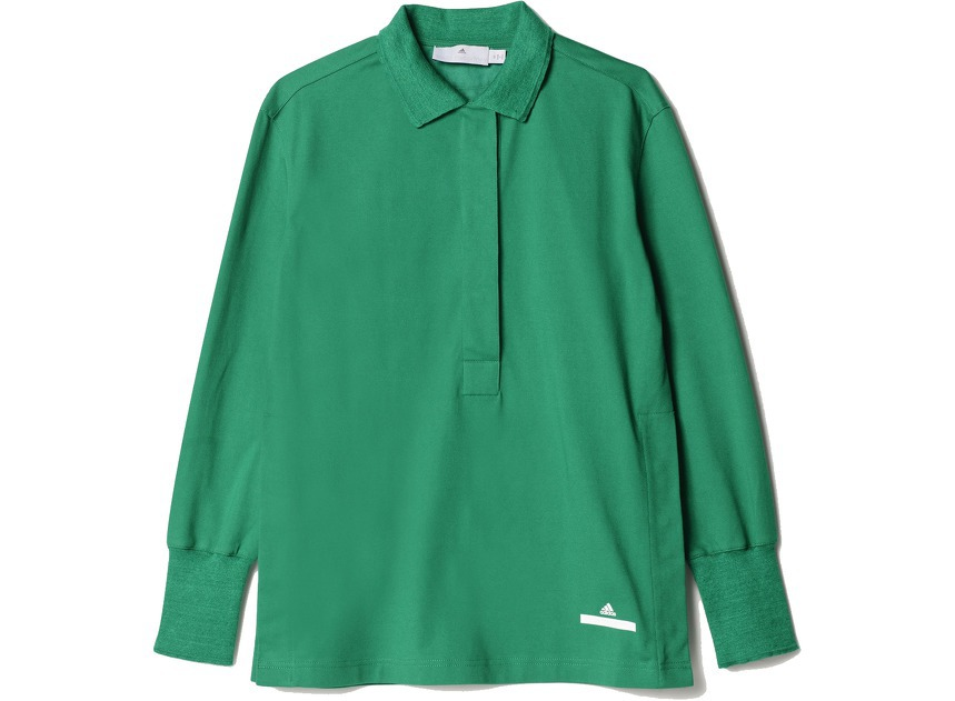 Женская одежда WOMEN ADIDAS BY STELLA MCCARTNEY STUDIO RUGBY SHIRT AI8787