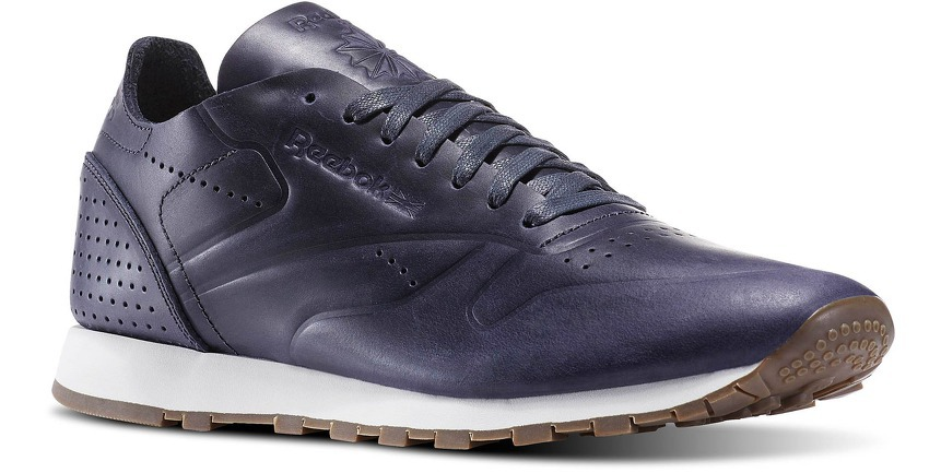 Мужская обувь Reebok Classic Leather Clean DU BD1751