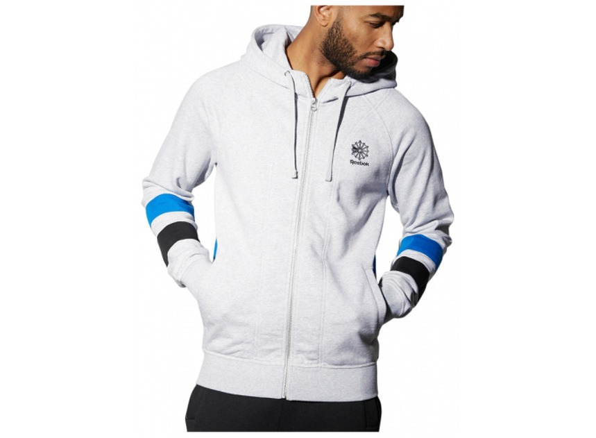 Мужская одежда Reebok FULL ZIP FRENCH TERRY BK4835