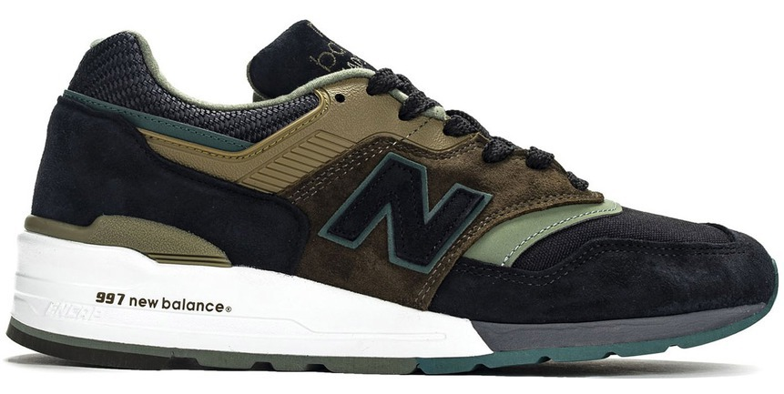Мужская обувь New Balance 997 Made in USA M997PAA